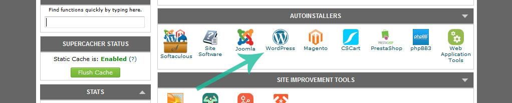 startawebsite-siteground-installwordpress-autoinstaller