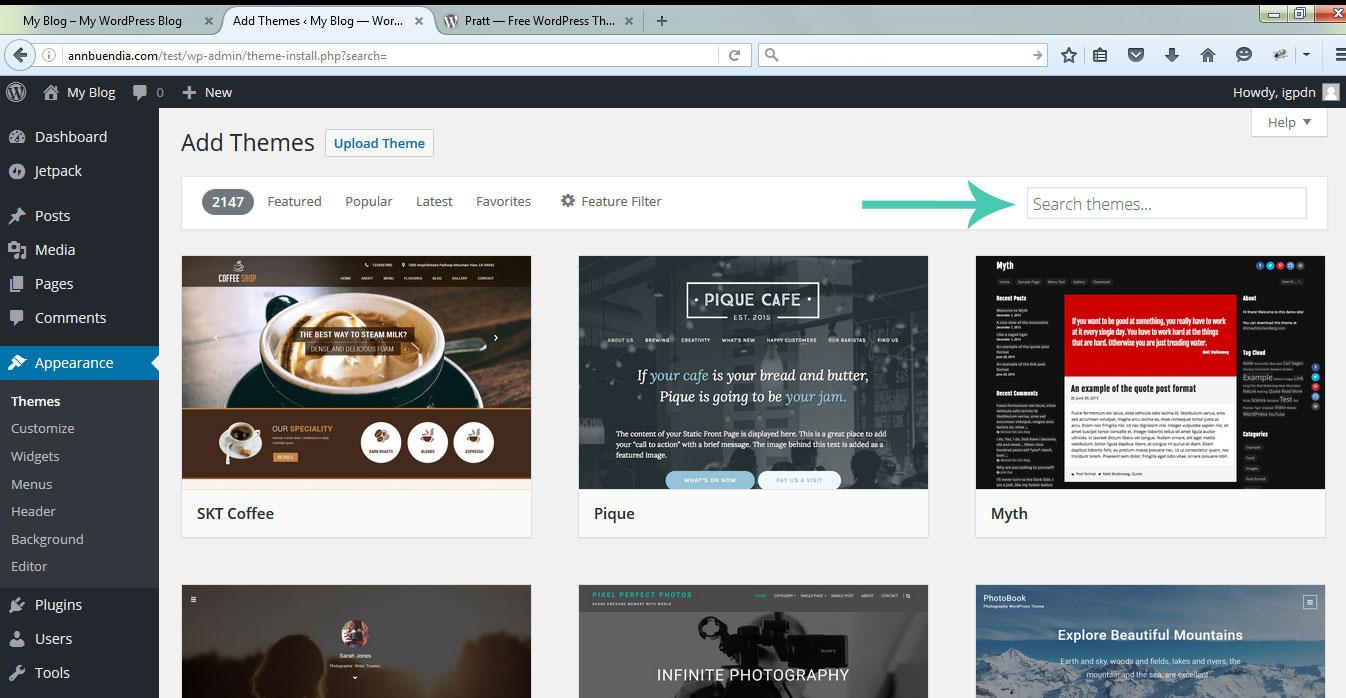 startawebsite_install-theme_admin-type-theme