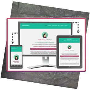custom-responsive-website